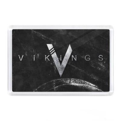 Магнит Vikings