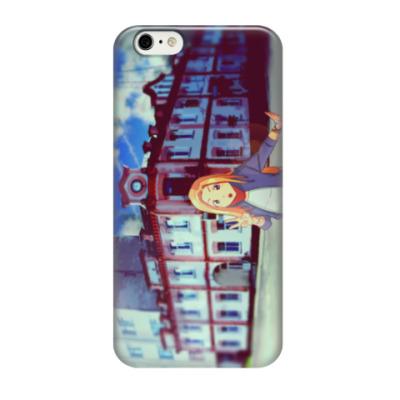 Чехол для iPhone 6/6s Ня, тянка