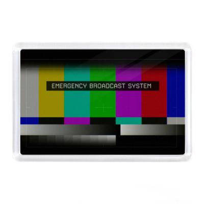 Магнит Сетка ТВ