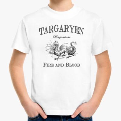 Детская футболка Targaryen