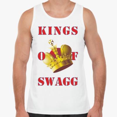 Майка KINGS OF SWAGG