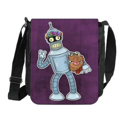 """Сумка на плечо (мини-планшет) Сумка на плечо """"Bender DST"""""""