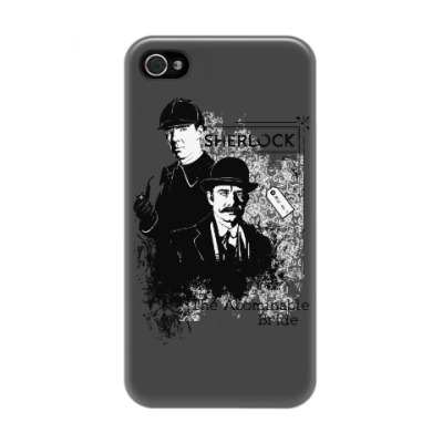Чехол для iPhone 4/4s SH The Abominable Bride