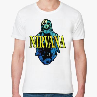 Футболка из органик-хлопка Nirvana