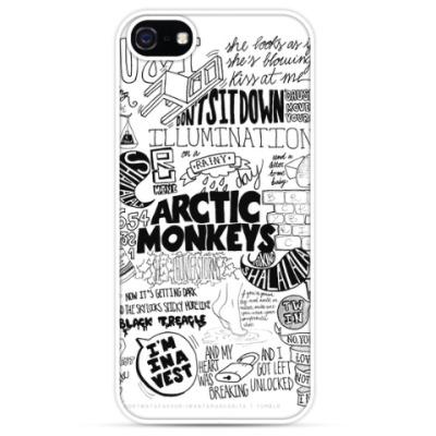 Чехол для iPhone Arctic Monkeys