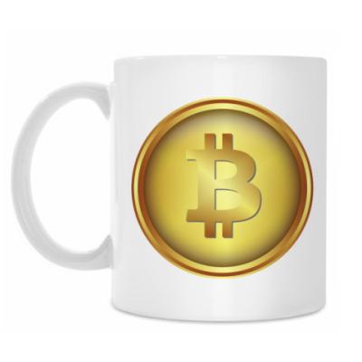 Кружка Golden Bitcoin