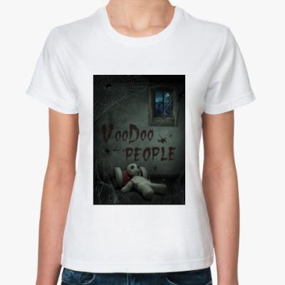 Классическая футболка Вуду