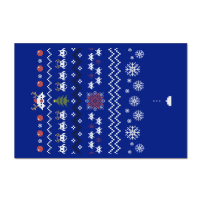 Наклейка (стикер) Space Invaders