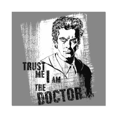 Наклейка (стикер) Доктор Кто 12