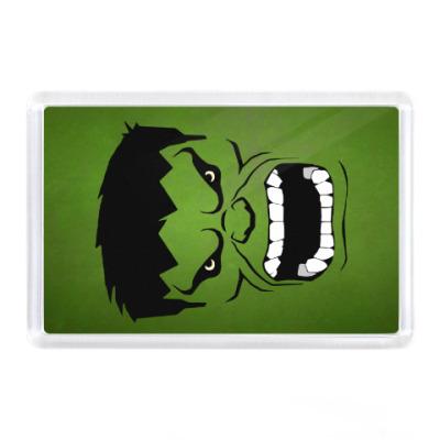Магнит Hulk