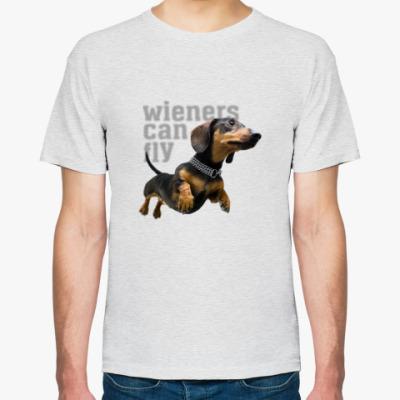 Футболка Wieners Can Fly