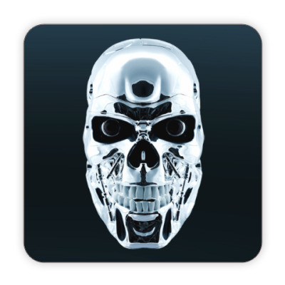 Костер (подставка под кружку) Terminator