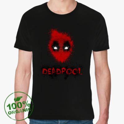 Футболка из органик-хлопка Deadpool
