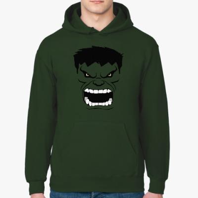 Толстовка худи Hulk