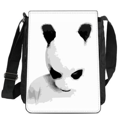 Сумка-планшет Hard Panda
