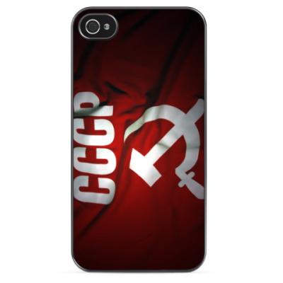 Чехол для iPhone СССР