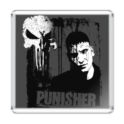 Магнит Каратель  / The Punisher