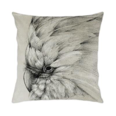Подушка Былый попугай