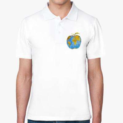 Рубашка поло Apple Earth