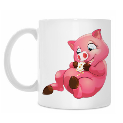 Кружка Cute Pig