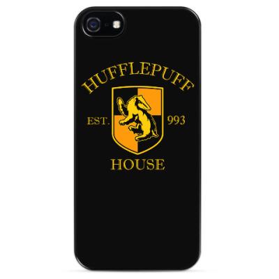 Чехол для iPhone Hufflepuff