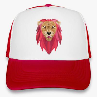 Кепка-тракер Лев / Lion