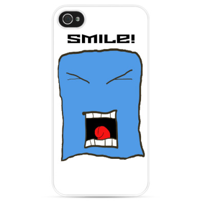 "Чехол для iPhone ""Smile!"""