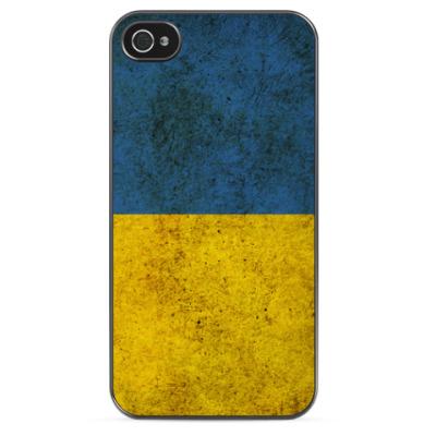Чехол для iPhone Украина