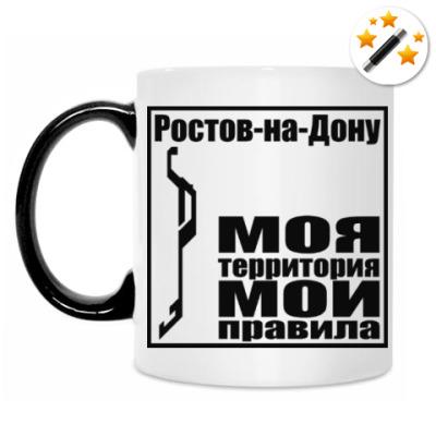 Кружка-хамелеон Ростов-на-Дону