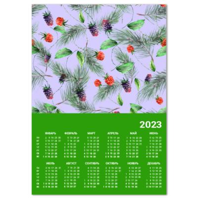 Календарь Лесное настроение