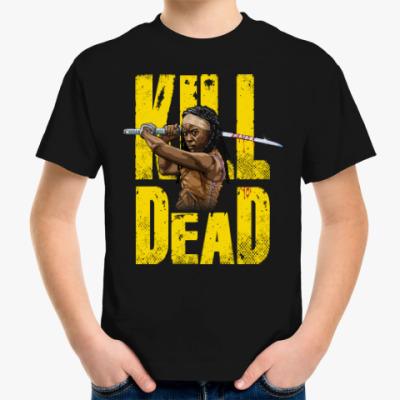 Детская футболка Walking Dead Ходячие мертвецы
