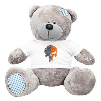 Плюшевый мишка Тедди Punisher