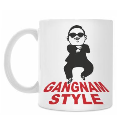 Кружка GANGNAM STYLE