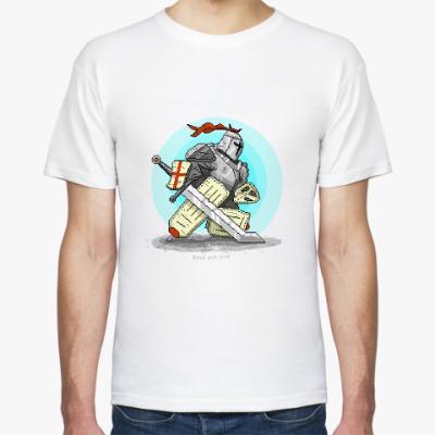 Футболка Рыцарь-вратарь