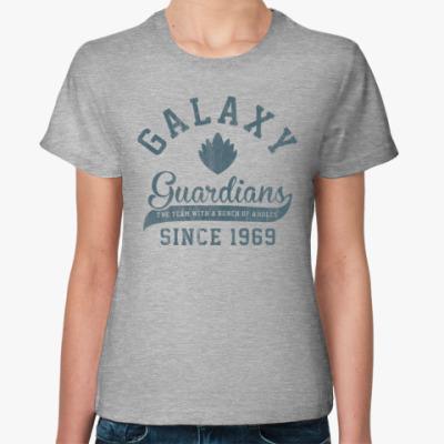 Женская футболка Стражи Галактики