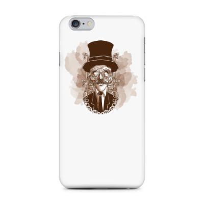 Чехол для iPhone 6 Plus Симпанк