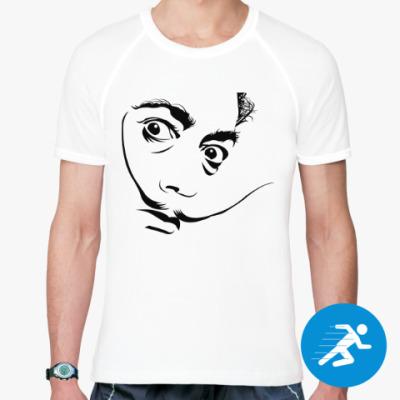 Спортивная футболка Сальвадор Дали