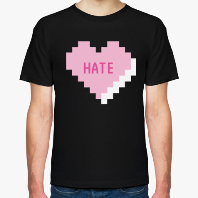 Футболка Hate (Ненависть)