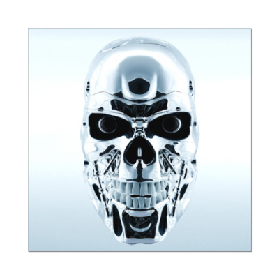 Наклейка (стикер) Terminator