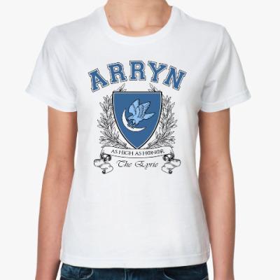 Классическая футболка House Arryn