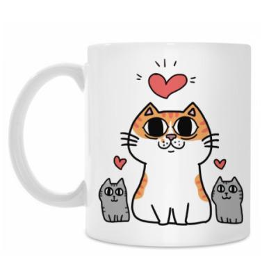 Кружка Love Kitty