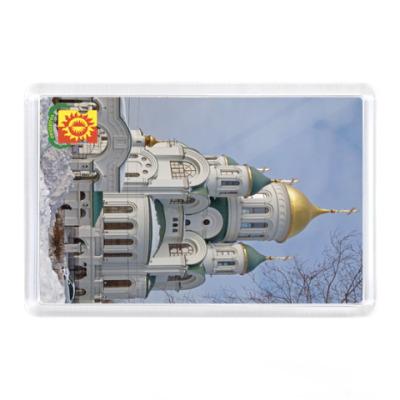 Магнит Храм в Солнцево