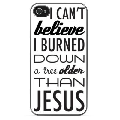Чехол для iPhone 'Jesus'