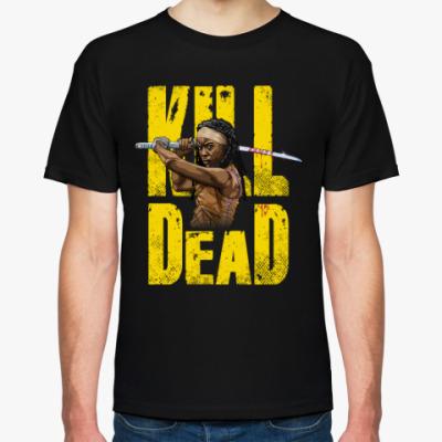 Футболка Walking Dead Ходячие мертвецы