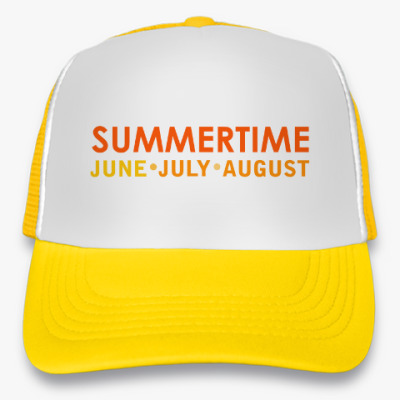 Кепка-тракер Summertime
