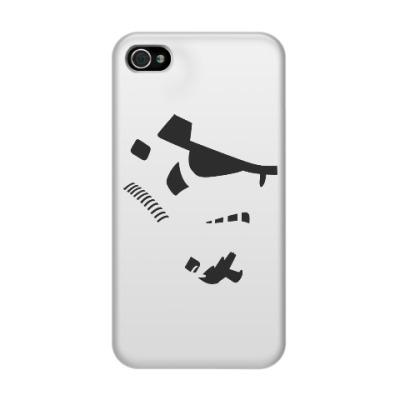Чехол для iPhone 4/4s Штурмовик