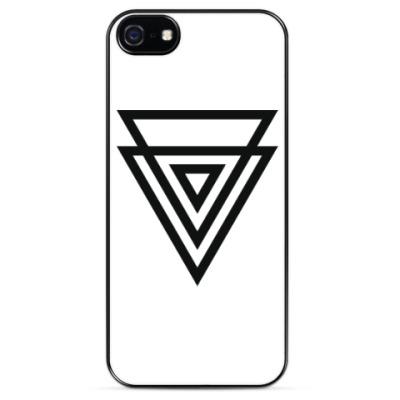Чехол для iPhone Double Triangle