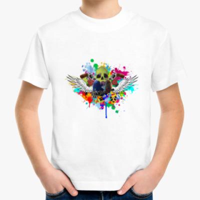 Детская футболка Hardcore & Art