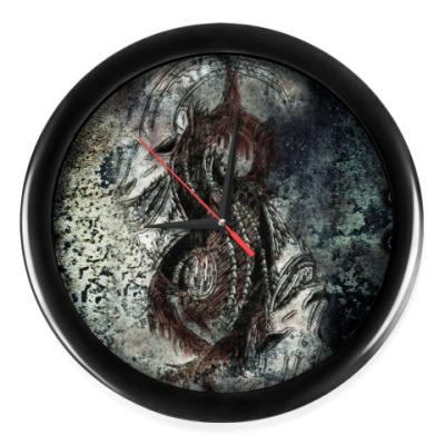 Настенные часы Slipknot