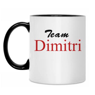Кружка Team Dimitri
